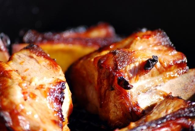 《マナー講座》お肉の切り方、大丈夫ですか?④骨付きのお肉はどうするの?