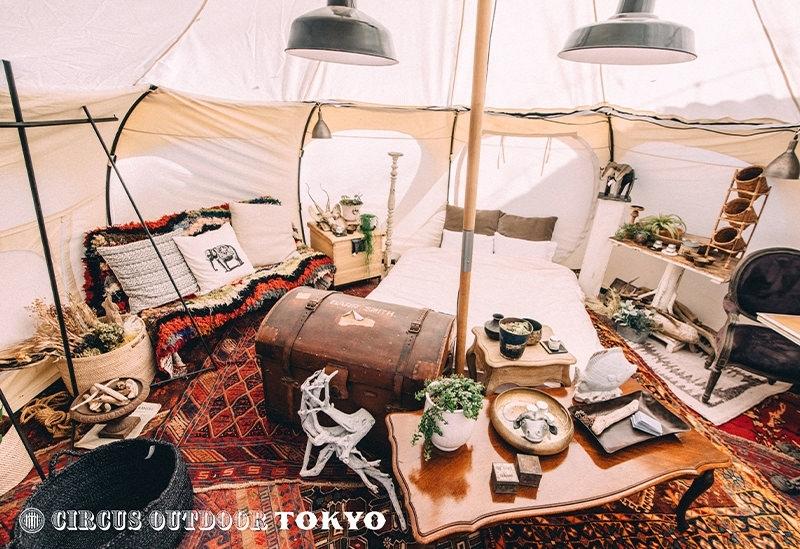 【関東】Circus Outdoor TOKYO