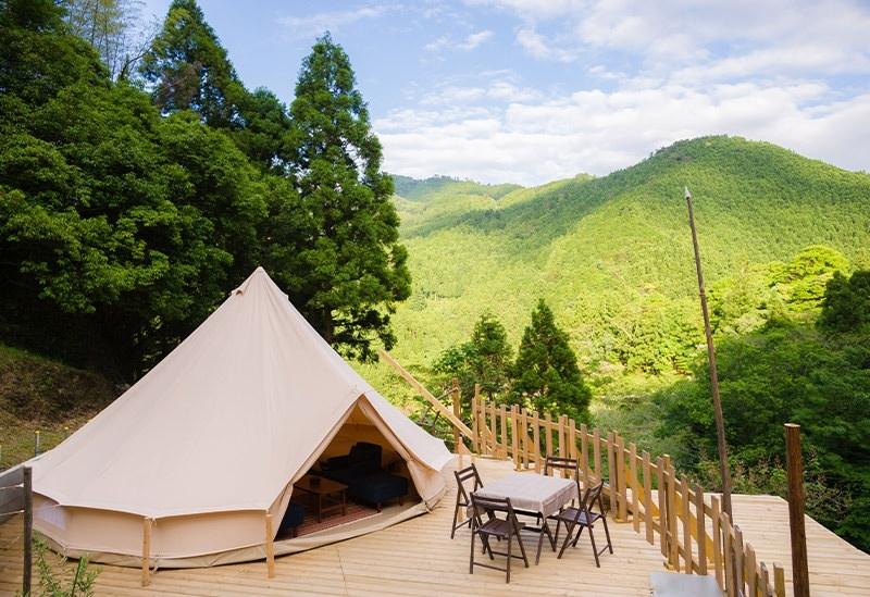 【四国】Base Camp