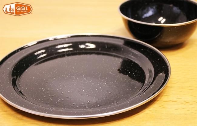 アウトドア調理器具のパイオニア「GSI OUTDOORS」のホウロウ食器
