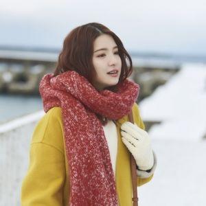 川島海荷さんが北海道の秘境・岩内町へ! 雪国の絶景はムービーをチェック【月刊旅色3月号公開】