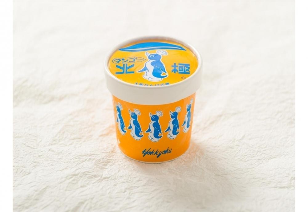 映画『南極料理人』とのコラボ商品「マンゴー」
