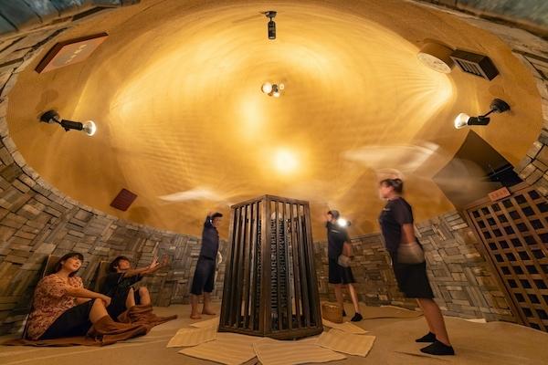 「熱風蒸屋(ロウリュウサウナ)」で身体の老廃物とバイバイ