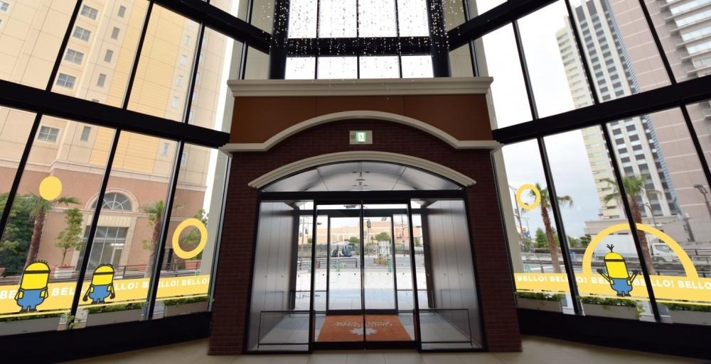 「ミニオン」がお出迎え!USJのオフィシャルホテル「ホテル ユニバーサル ポート ヴィータ」開業その2