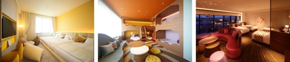 428室の客室