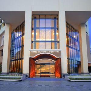 「ミニオン」がお出迎え!USJのオフィシャルホテル「ホテル ユニバーサル ポート ヴィータ」開業その0