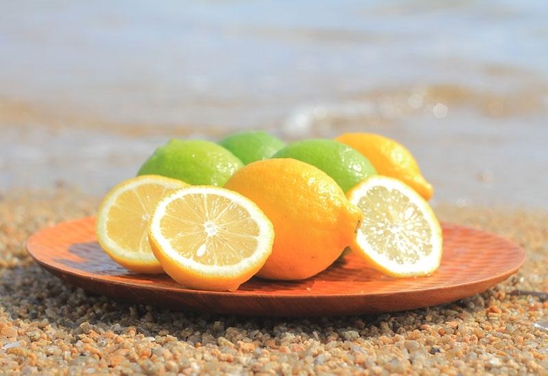 低農薬栽培の国産レモントップブランド