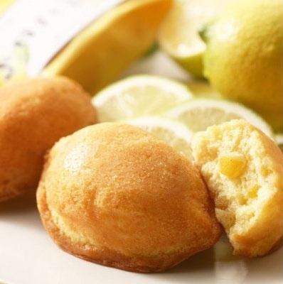 地元出身のパティシエが作る絶品レモンケーキ