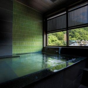 渋温泉から新しい湯治のスタイルを提案!9つの外湯でも客室のビューバスでも天然温泉を堪能その0