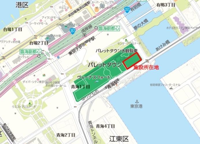 チームラボ、東京初の常設展示施設登場!お台場・パレットタウンに2018年夏開業その2