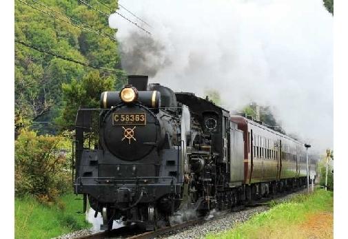 電車好き必見! 「SLパレオエクスプレス」