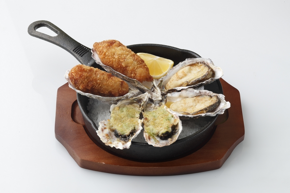 Oyster All Stars(Hot)