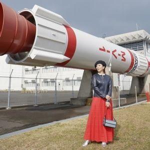 宇宙に一番近いまち「鹿児島県肝付町」の旅を真矢ミキさんがナビゲート