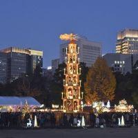日比谷公園でハッピーな「東京クリスマスマーケット2020」