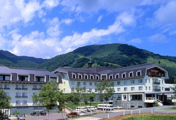 白馬乗鞍高原「白馬アルプスホテル」の魅力①施設が充実