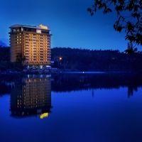 【台湾情報】話題の水上サイクリングロードが目の前に。人気のレイクリゾートをアクティブに楽しみたいならこのホテル!