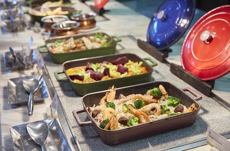 【台湾情報】五つ星レストラン級! 熟成肉のステーキがいただける、魅惑のビュッフェに注目。その4