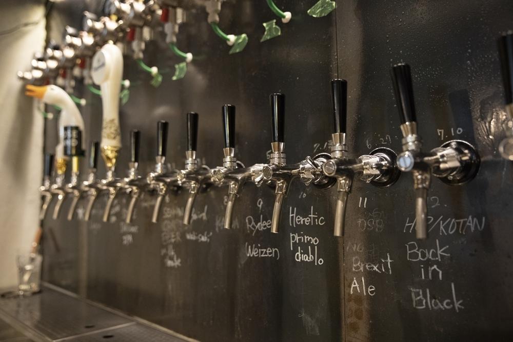 クラフトビール店を選ぶ時、私はこんなところを見ています