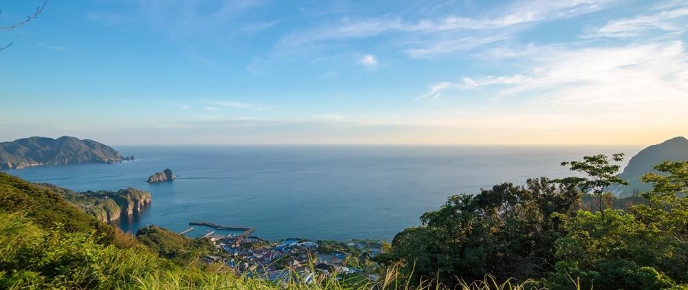 終日眺めていたい美しい景色