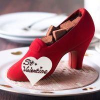 赤い靴のチョコレートギフト付き!バレンタイン限定の宿泊プラン登場