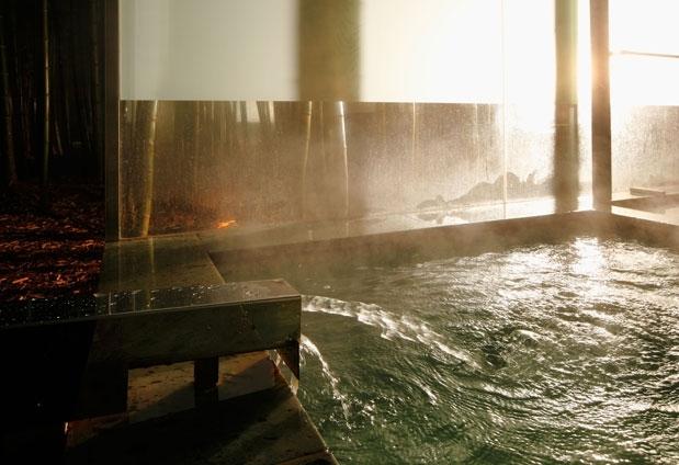 源泉かけ流しの温泉が楽しめる箱根のおすすめ宿①きたの風茶寮