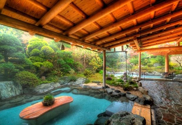 源泉かけ流しの温泉が楽しめる箱根のおすすめ宿②吉池旅館