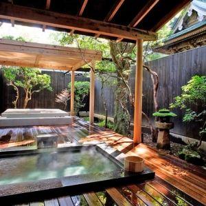 一泊二日旅行で利用したい!箱根で選んだ源泉かけ流しの温泉が楽しめる宿