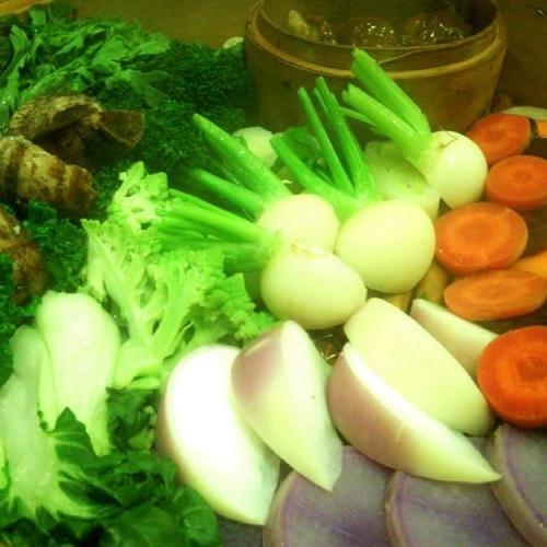 <連載vol.1>野菜ソムリエがいる 野菜が美味しいレストラン3選その2