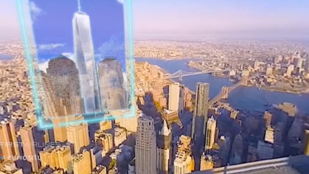 VRによる海外都市体験