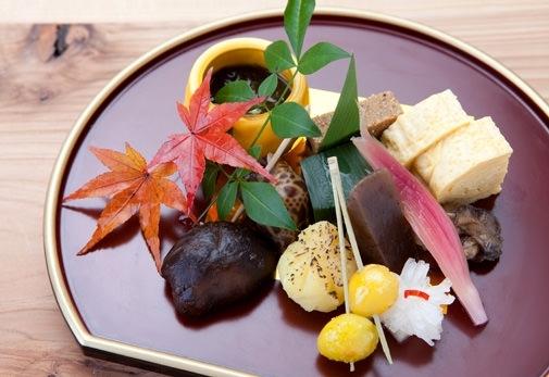 バランス重視の懐石料理が自慢「旬菜小料理とんぼ」