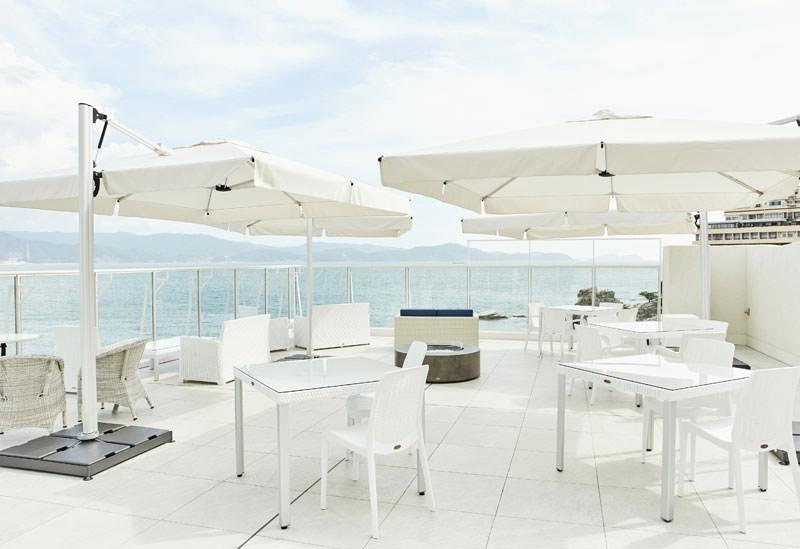 和歌山のギリシャ風ホテル「Wakanoura Nature Resort EPICHARIS」