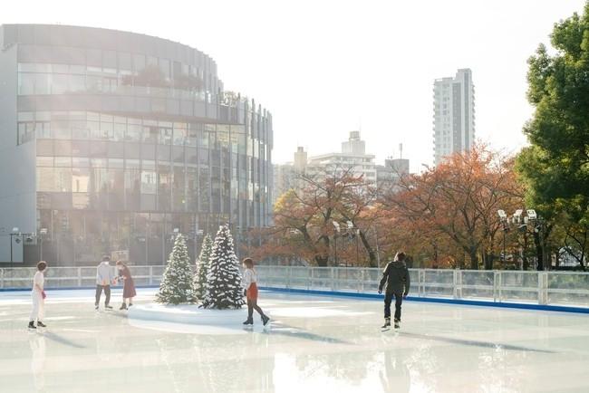 東京ミッドタウン「MIDTOWN ICE RINK」