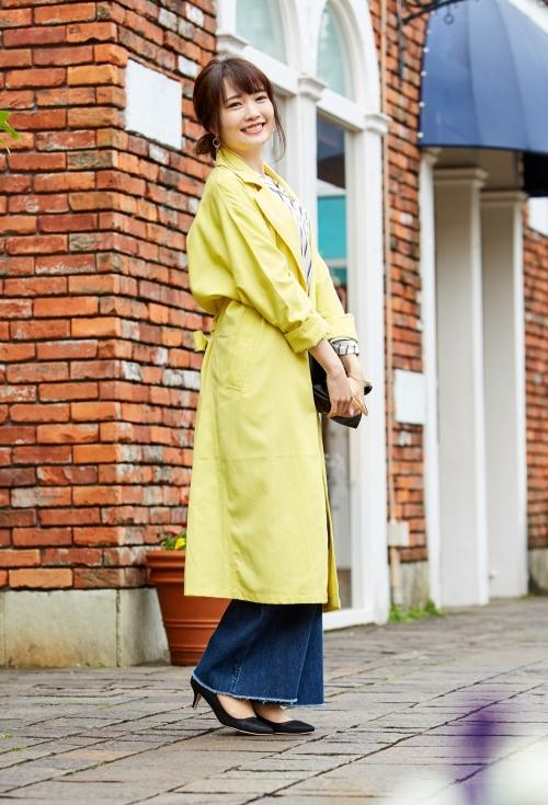 【春旅ファッションvol.1】トレンドアイテムで「#インスタ映え」スポットへ!その2