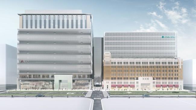 心斎橋駅と直結! 便利で大満足のショッピングが楽しめる