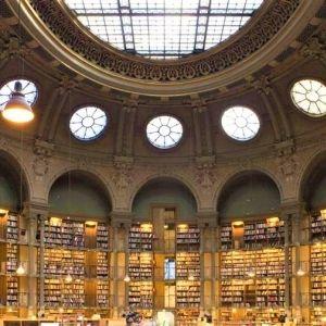 本に興味がなくても楽しめる。世界三大「図書館」の美しい風景3選