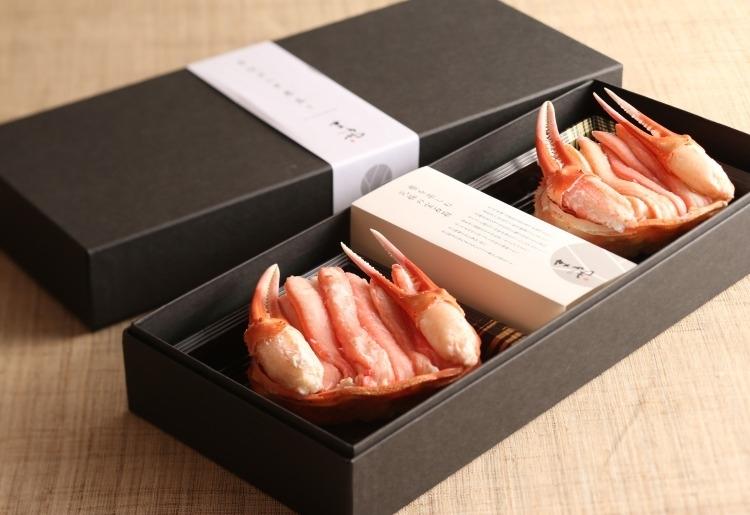 2位 カニの身もミソも丸ごと味わえる「香住がに甲羅盛り(紅ズワイガニ)」(兵庫)