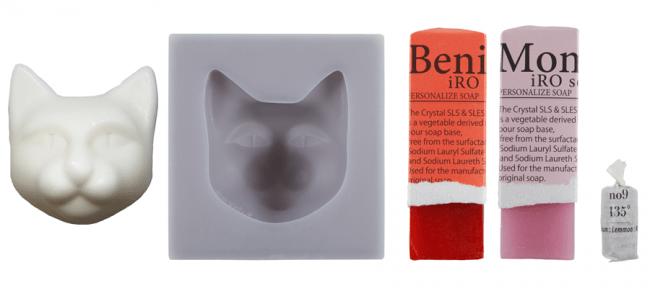 手作り石鹸キット+そのまま使える石鹸のお得セット