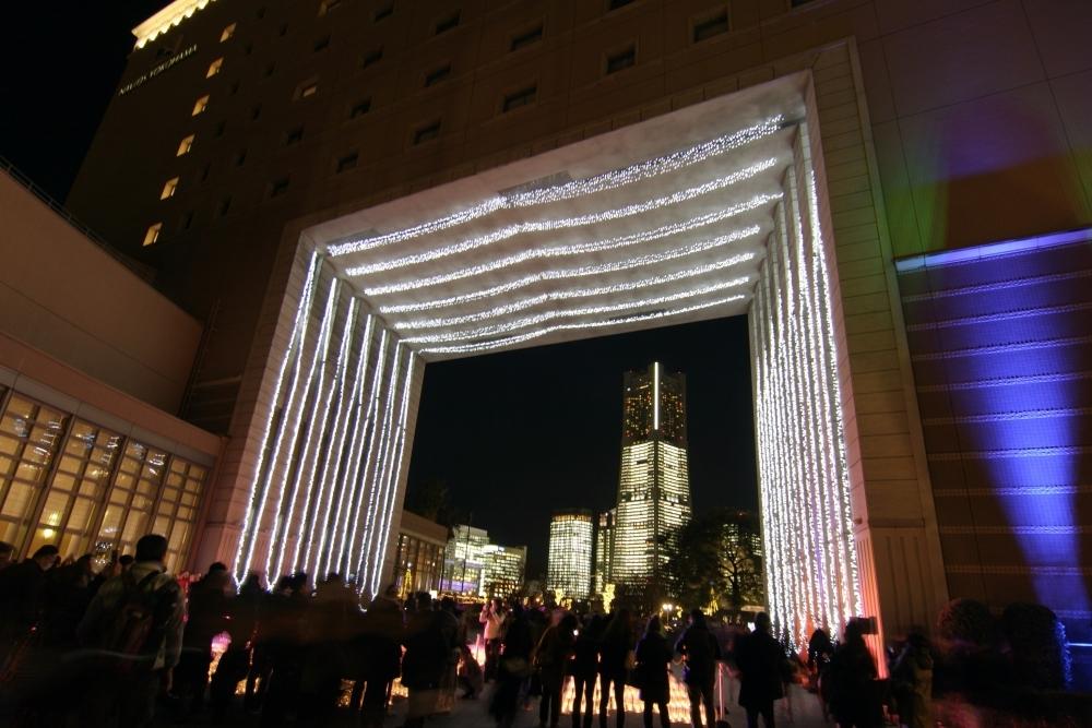 みなとみらいのイルミネーションイベント「TOWERS Milight」が12月22日開催その4