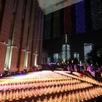 みなとみらいのイルミネーションイベント「TOWERS Milight」が12月22日開催