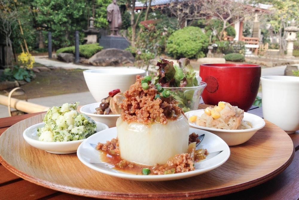 【東京】おしゃれな社寺カフェでパワーもお腹もチャージ! 注目の社寺5選その2