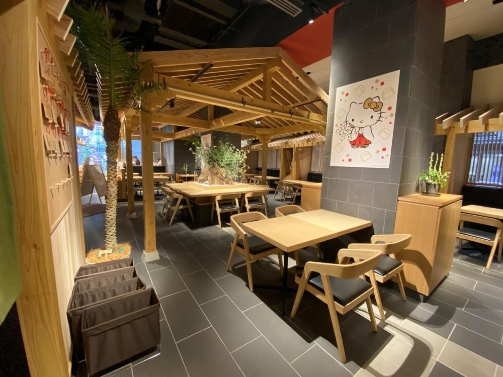 アニメの聖地として有名な神社のカフェでゲン担ぎメニューを『EDOCCO CAFE  「MASU MASU」』(神田)