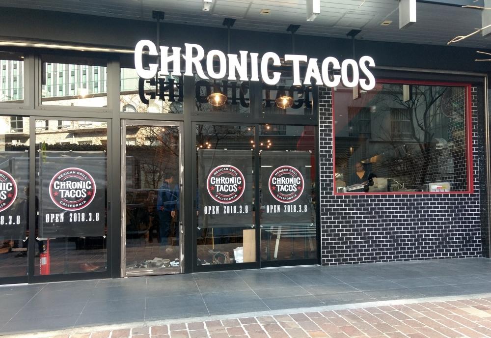 「CHRONIC TACOS」とは