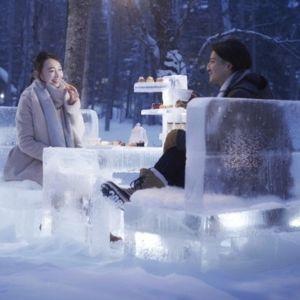 【北海道】星野リゾートで幻想的な「氷のアフタヌーンティー」を楽しもうその0