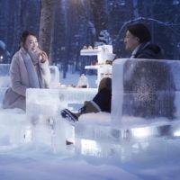 【北海道】星野リゾートで幻想的な「氷のアフタヌーンティー」を楽しもう