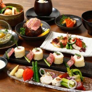 贅沢な湯葉巻きを堪能しよう。創作和食「日光湯葉巻 全-ZEN-」の魅力