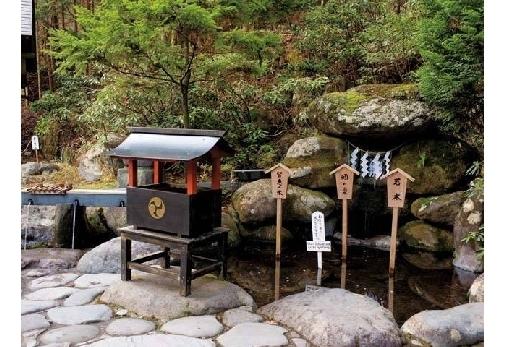 1日目:「日光二荒山神社」で日光良い縁ハート板投げにチャレンジ