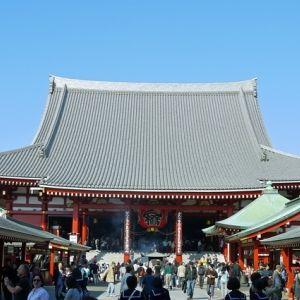 東京最古のお寺でご利益を! 東京都「浅草寺」へ初詣にいこう