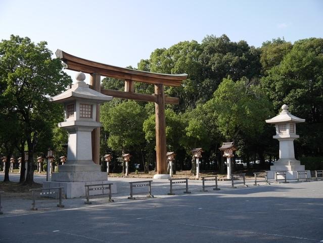 橿原神宮とは?
