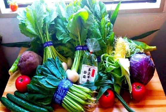"""地産地消""""江戸東京野菜""""が味わえる"""