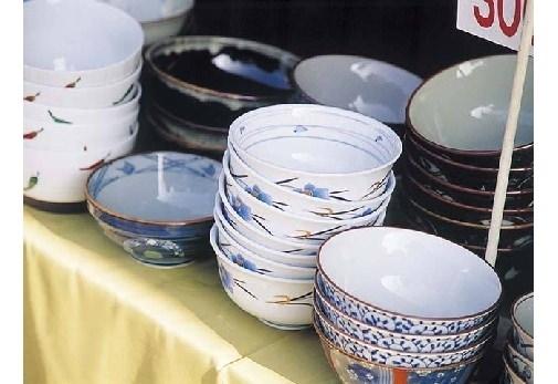 ②有田陶器市